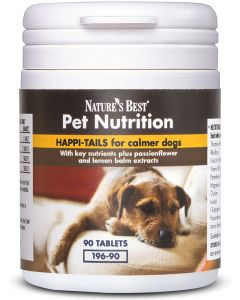 HAPPI-TAILS for calmer dogs 90 tabletek NATURE'S BEST