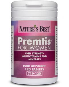 Premtis® For Women 120 tabletek NATURE'S BEST