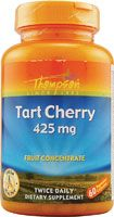 Antocyjany Tart Cherry 60 tabletek 425 mg THOMPSON
