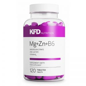 CYNK Mg+Zn+B6 (ZMA) 120 tabletek KFD