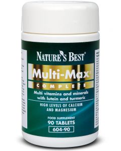 Multi-Max® Complete 90 tabletek NATURE'S BEST
