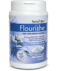 Flourishe® - natural, soluble fibre 500 g NATURE'S BEST